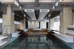 nobuo araki transforms the pool aoyama in tokyo #pool