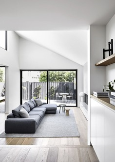 Armadale House / Tom Robertson Architects