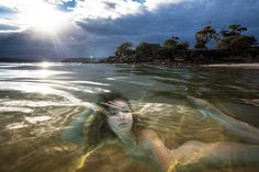 The Mermaids of Balmoral: Underwater Portrait Photography by Chris Meredith