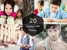 20 Free HDR Lightroom Presets