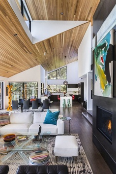 Redmond Ranch Gets Three Modern Additions and Stylish Interiors 8