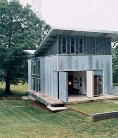 minimalist cabin #architecture
