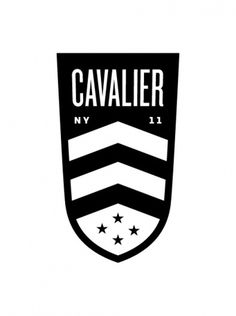 Cavalier #logo #badge #crest #cavalier