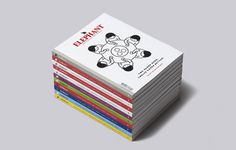 Elephant, magazine, editorial, typography, design, print