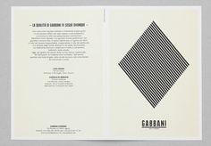 Gabbani : DEMIAN CONRAD DESIGN #italian