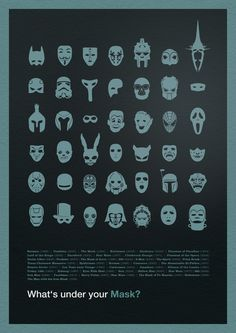 Robots Cry Too [ Featuring Adrián Pavic via definitivetouch.com ] Curated by Gabriel Suchowolski ( microbians ) #masks