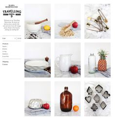 TravellingWares WEBSITE2 #website