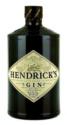 Hendricks Gin | Gin #packaging #bottle
