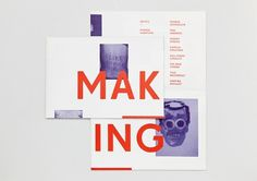 HelloMe — Making Public #print #typography