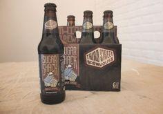 Third Street Brewhouse #packaging #beer #label #bottle