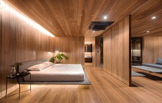bedroom, Chatuchak, Bangkok / WARchitect
