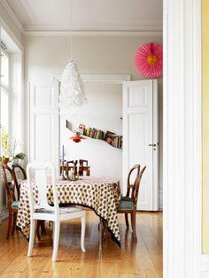 amanda rodriguez stylist dining area #interior #design #decor #deco #decoration