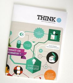 Think Magazine #think #loulou #ibm #tummie #and