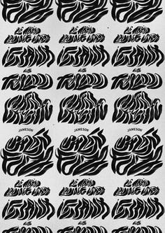 braulio amado, lettering