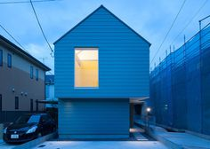 House in Tsurumaki by Case-Real