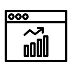 See more icon inspiration related to browser, business and finance, ui, seo and web, bar chart, bars chart, stats, bar graph, statistics, graph, interface, business, internet and graphic on Flaticon.