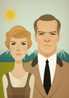 Mr & Mrs von Trapp | Flickr - Photo Sharing! #chow #of #illustration #sound #music #stan