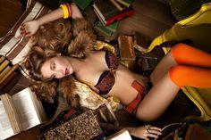 Anna Mrazek Kovacic #fashion #surreal #photography
