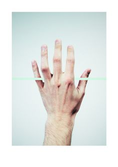 Comparing and contrasting two and three dimensional objects.Tamas Horvathhttp://tumblr.notwo.org #photography #design #hand
