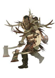 Warrior - Sergi Brosa