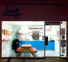 lickbrighton1.jpg 561×510 pixels #shopfit #identity #food #pastel