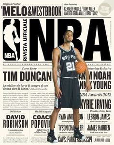 NBAITALIA2012junio #nba #publication