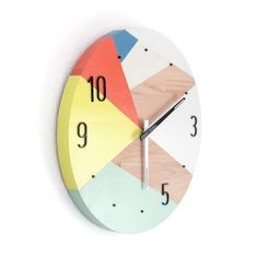 Philipp Pilz, Wanduhr, Wall Clock