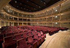 Teatro Ristori Chair - 01 | Flickr – Condivisione di foto! #chair #design #cibicworkshop #theatre