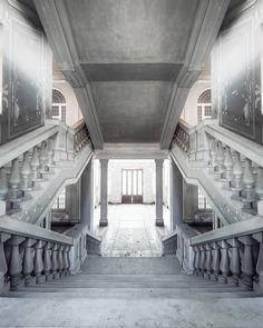 Abandoned Belgium: Stunning Urbex Photography by Valerie Leroy