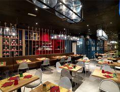 Pizzikotto by Andrea Langhi Design - #restaurant, #restaurantdesign
