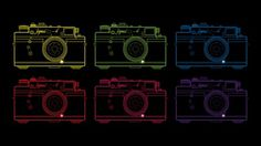 tumblr_lxwpxmZgj61qg1csao1_1280.png (800×450) #analog #camera #soviet #illustration #zorka
