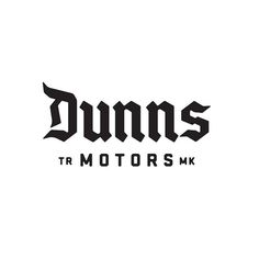Dunns, Typography, Blackletter