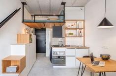 Hermes City Plaza Student Housing in Rotterdam by Standard Studio