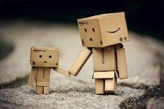 premier reg'art #cute #robot