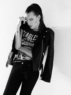 Erika Linder for JC Jeans CompanyPhoto: Fredrik EtoallStyling: Emma ElwinHair: Tony LundströmMake up: Veronica LindqvistModels: Erika Linde #etoall #sweden #fredrik #erika #crocker #company #fashion #linder #jc #jeans