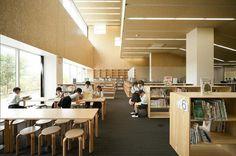 kengo kuma teikyo university elementary school #school #university #elementary #tokyo #architecture #teikyo #japan