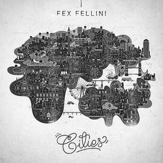 Vesa Sammalisto #fellini #fex #cities