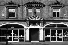 Wigan Little Theatre by Alphabet #photography #design