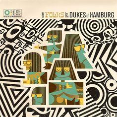 FFFFOUND! | 33.3 art show #of #dukes #hamburg