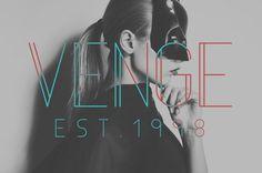 Venge Typeface by Tugcu Design Co