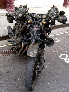 f87de04c35ab82347a57a2a284afabfc.jpg (480×640) #apocalypse #bike