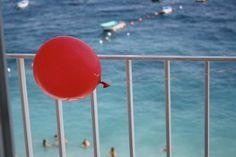 VINCENT #balloon #sea