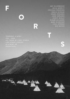 FORTS #poster #forts