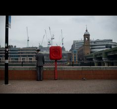 Moody Street Photos of London by Julien Coquentin