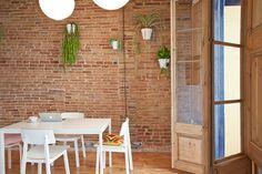 Enric Granados apartment Barcelona - www.homeworlddesign. com (8) #interior #design #barcelona