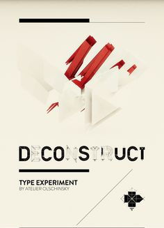 atelier olschinsky #type #deconstruct #atelier #olschinsky