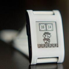 Pebble Smartwatch #smartwatch #gadget