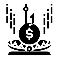 See more icon inspiration related to debt, risk, business and finance, trap, bait, fishhook, problem and business on Flaticon.