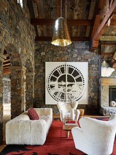 Slopeside Remodel, Wyoming / Carney Logan Burke Architects