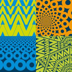branding, colour, pattern
